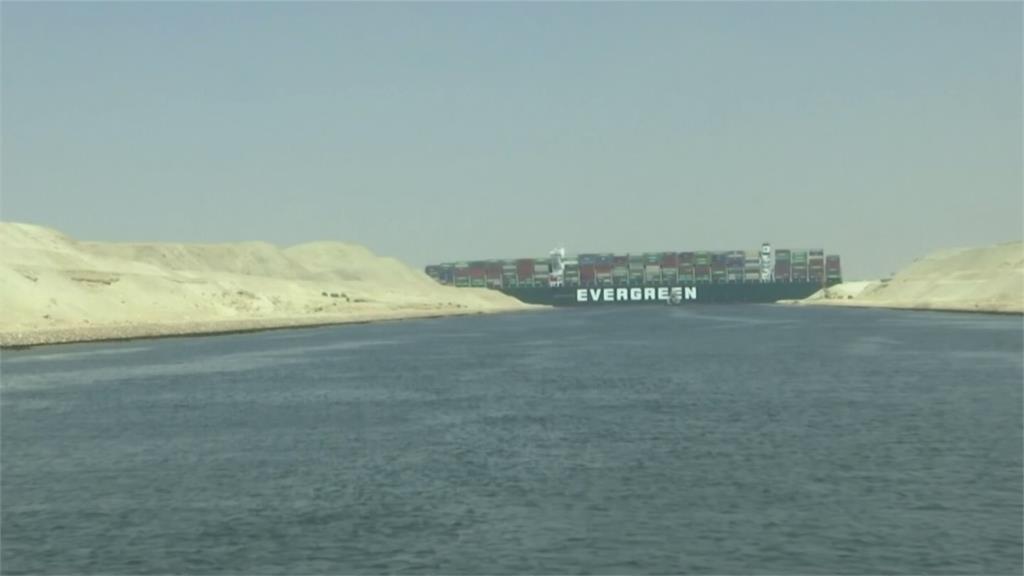 塞船衝擊天然氣進口?經部:沒行經蘇伊士運河