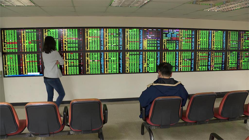 快新聞/台股早盤重挫逾260點 台積電跌破600元