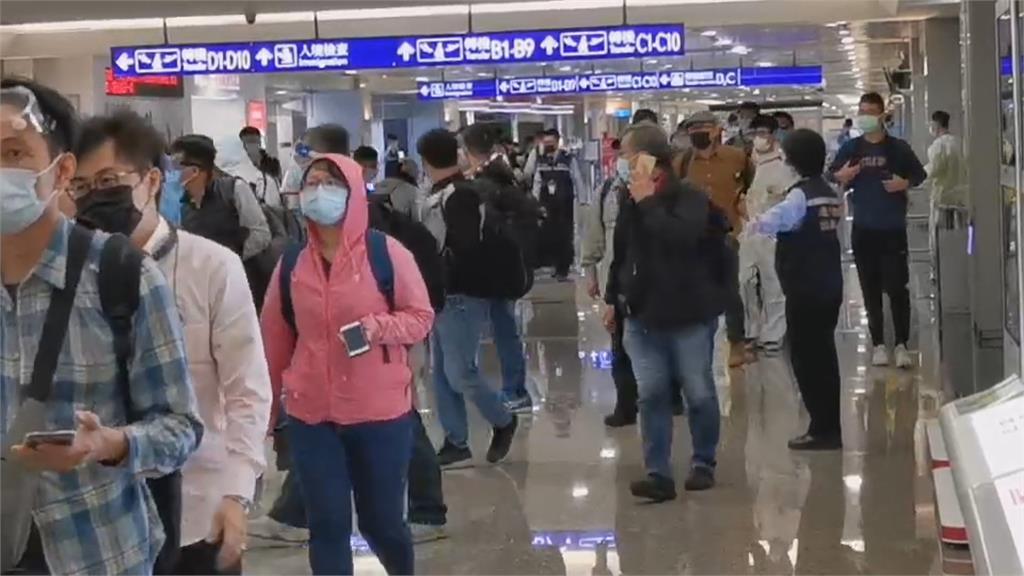春節返台高峰 雙北、桃防疫旅館入住率破8成