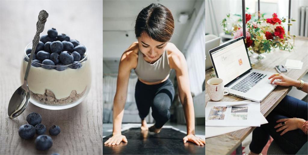 生活/WFH 讓人渾身不對勁!改善並注重生活 3 個小習慣,學會在混亂中索取平衡