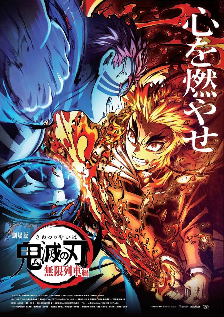 《鬼滅之刃》改寫「神隱少女」影史紀錄!10天票房衝破百億日圓