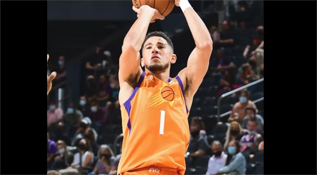 NBA/布克飆31分 太陽延長賽曬昏騎士