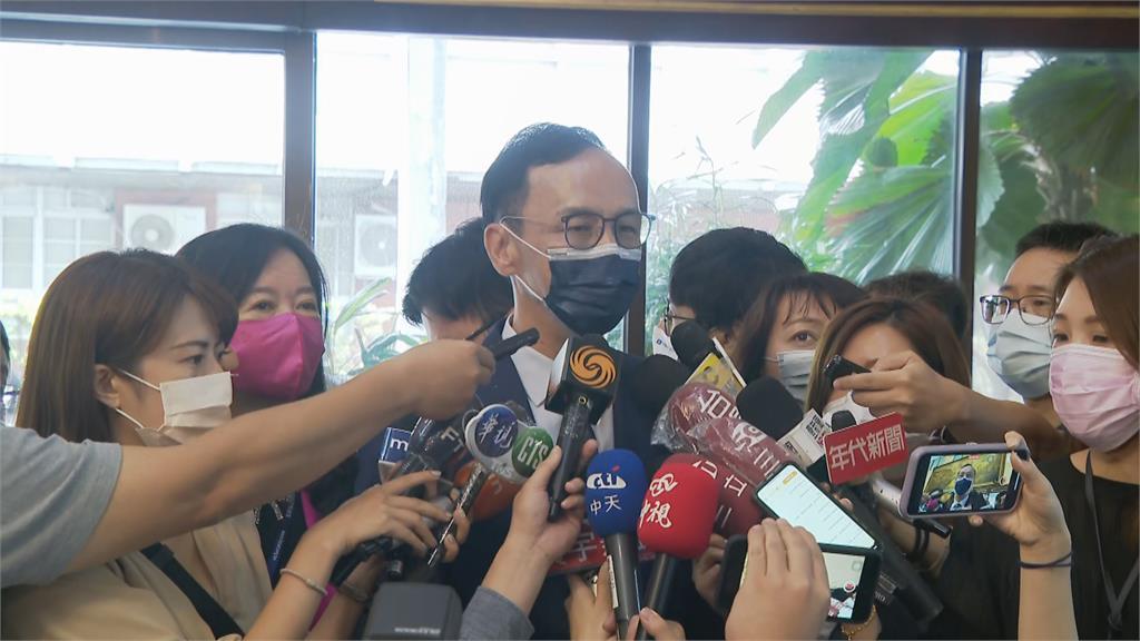 快新聞/再批蔡英文「兩岸互不隸屬」違憲 朱立倫喊:國民黨比民進黨更愛台灣