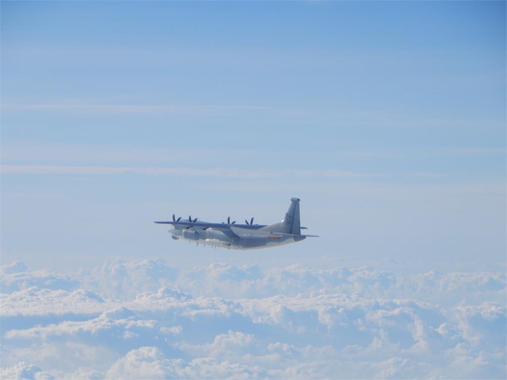 快新聞/又來擾台! 4架共機進入我空域 空軍廣播驅離