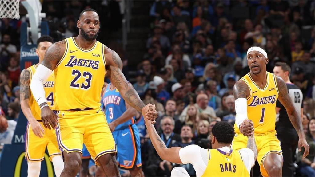 <em>NBA</em>/傷病讓湖人「連霸」夢碎 決定撤換台籍防護員