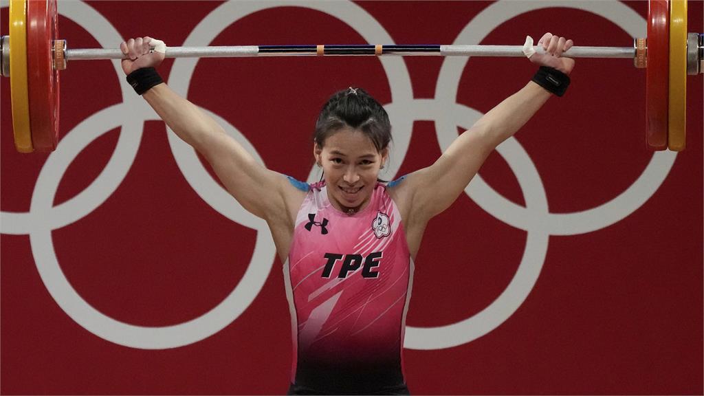 東奧/台灣國手網路聲量排行榜出爐!郭婞淳奪金破3項奧運紀錄仍排第2