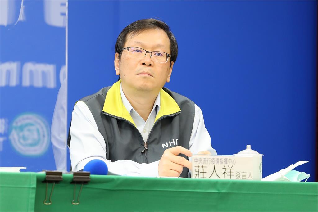 快新聞/廈門6例確診來自台灣 莊人祥:4例隔離後出院、採檢時陰時陽