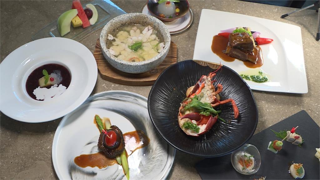 邊緣人也能吃精緻台菜!樹子蒸龍蝦襯托海鮮甘甜