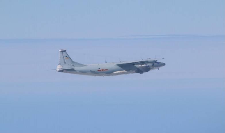 快新聞/中國軍機又來! 運8遠干機1架次闖我西南空域遭防空飛彈追監