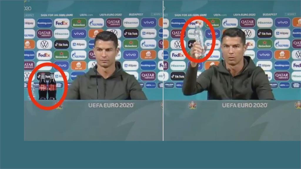 足球/C羅「可樂效應」許多球員相繼模仿 歐足聯受不了:再學就開罰!