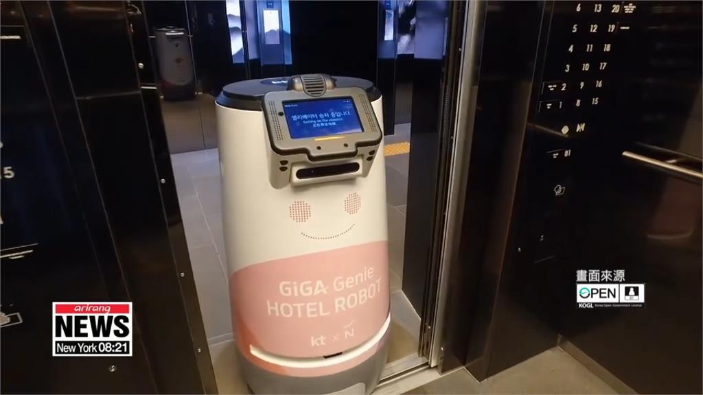 機器人結合人工智慧!做菜、外送難不倒