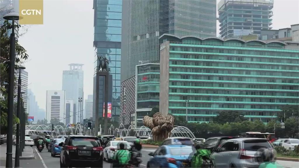 全球/全世界沉最快首都 雅加達敲響遷都之鐘