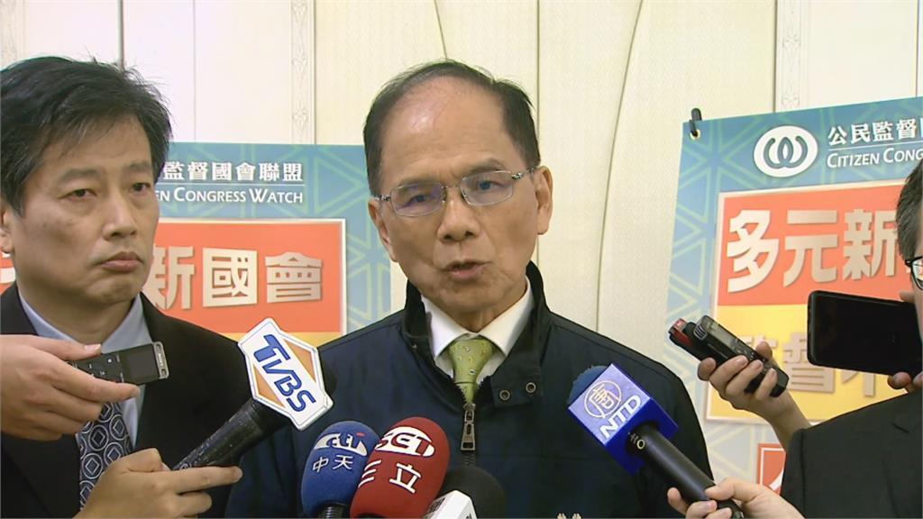 中國再提老調「九二共識」游錫堃:台灣人不會接受