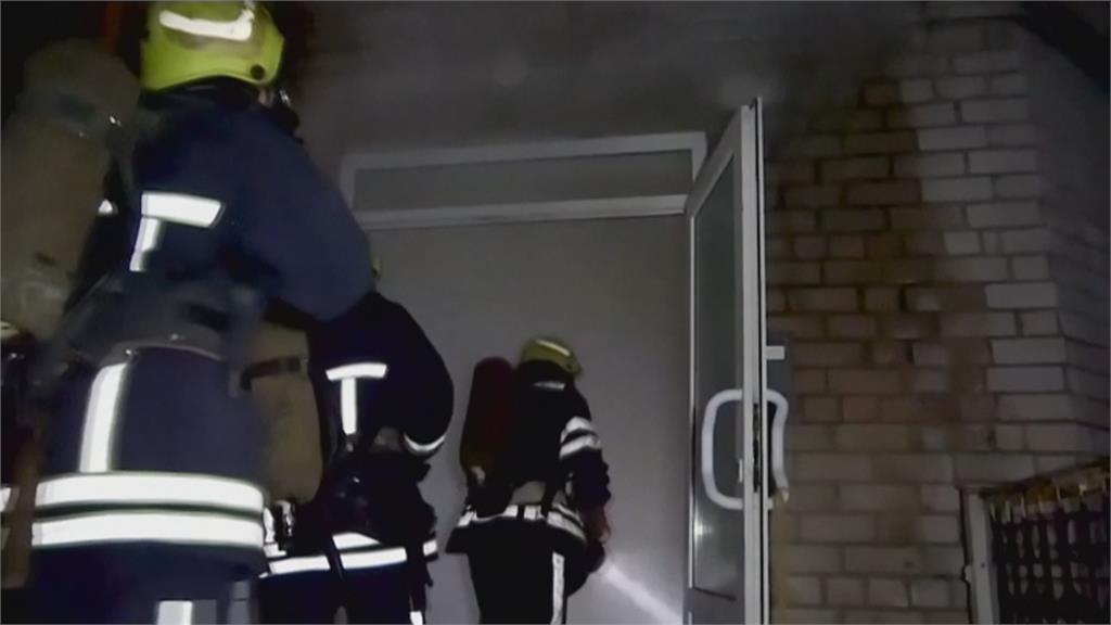烏克蘭半夜惡火燒武肺醫院釀4死