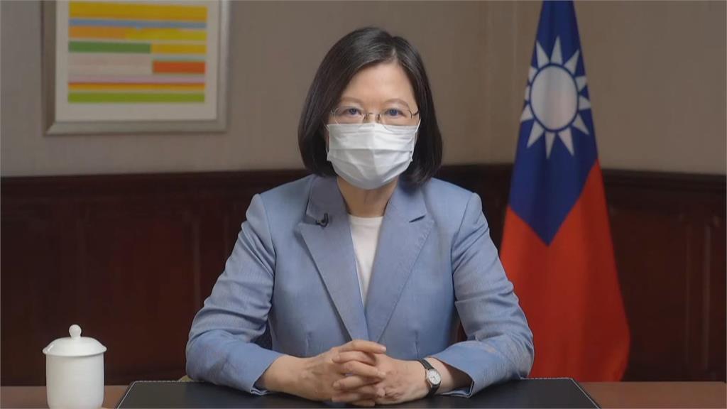 快新聞/台灣取得疫苗破485萬劑 蔡英文:孕婦能否列入施打專家很快會決定