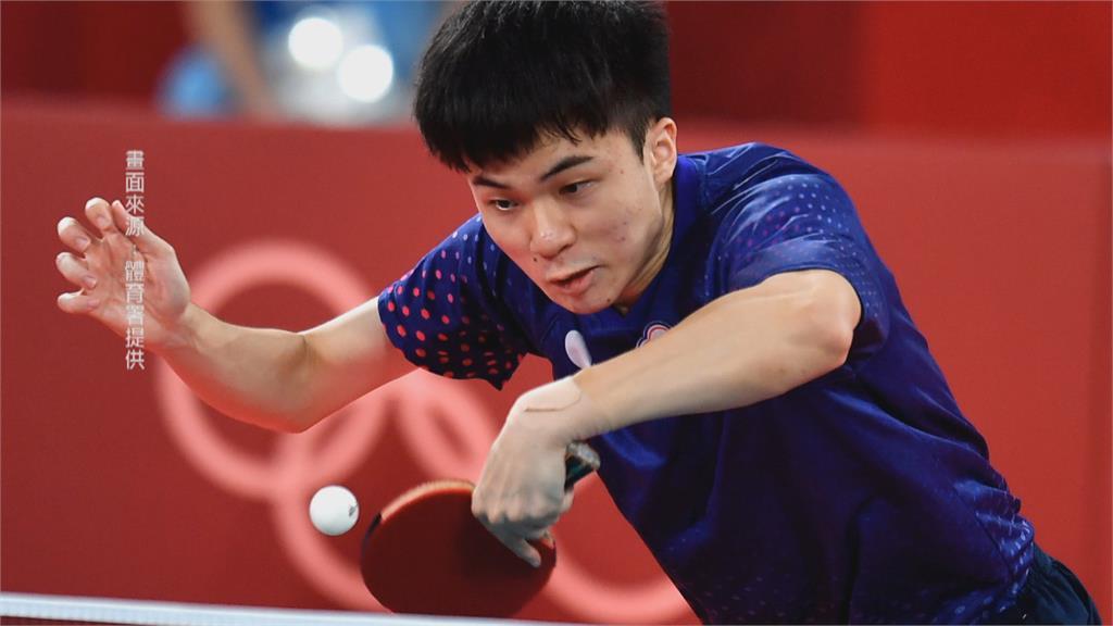 林昀儒錯失四個賽末點 奧恰洛夫逆轉奪銅牌