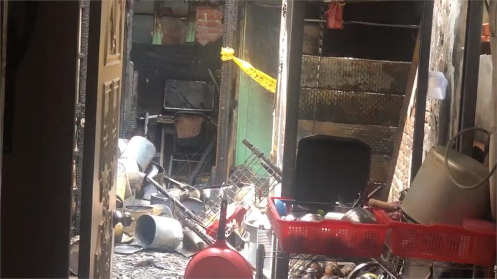 火鍋店因換瓦斯不慎陷火海!工人灼傷、房東兒跳樓跌傷