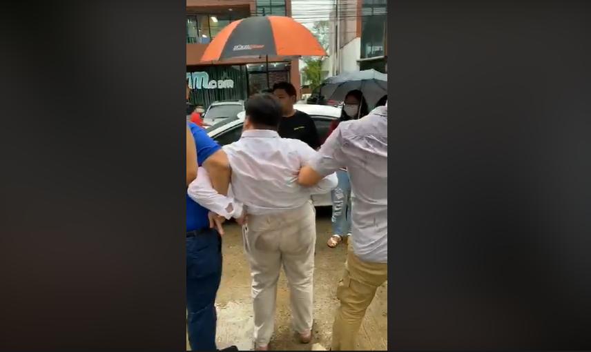 快新聞/泰國學運喊改革王室 大型示威前夕知名學生領袖遭逮