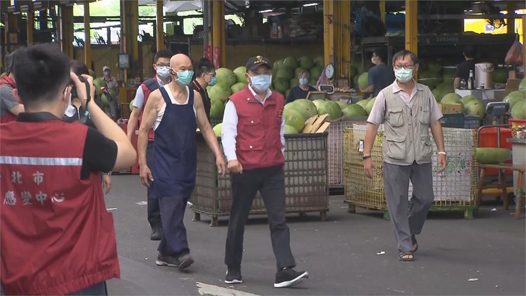 北農群聚感染蔓延新北果菜公司!啟動快篩 阻絕病毒作戰