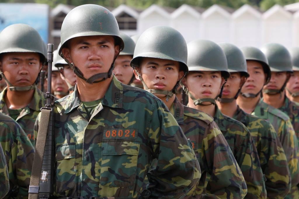 <em>快新聞</em>/三軍九校入伍訓練延後至7/12  國防部:將縮短2週、採2階段進行