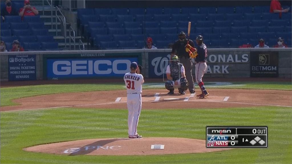 MLB/國民本季首賽 索托再見安打6:5氣走勇士