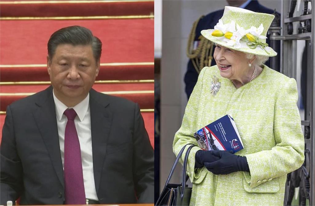 快新聞/菲利普親王與世長辭 習近平夫婦向英國女王致唁電