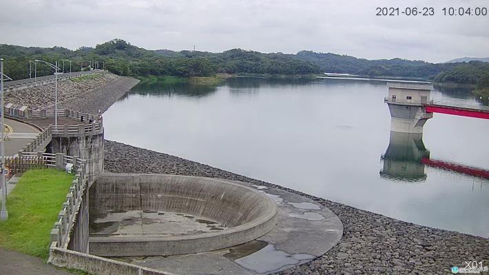 水庫挹注豐沛水量!寶一、二水庫蓄水達7成 桃竹苗轉黃燈旱象未解
