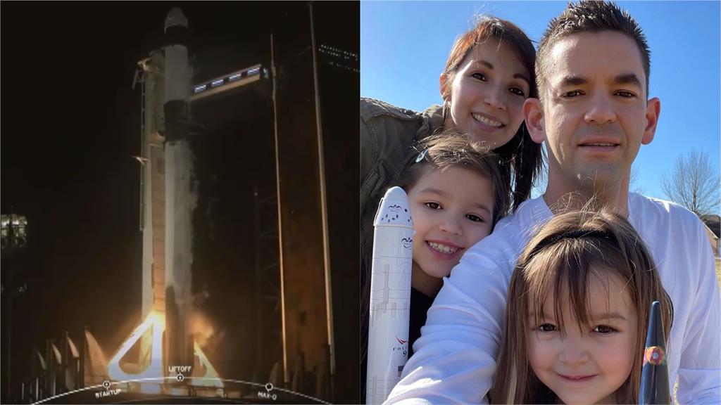 地球太危險!「平民團」指揮官返家驚覺全家都染疫 網:不如待在外太空