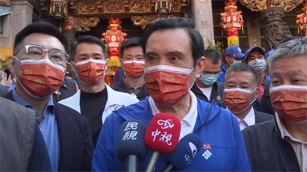 蔣萬安鬆口選台北市長 馬英九大讚:他是優秀黨員