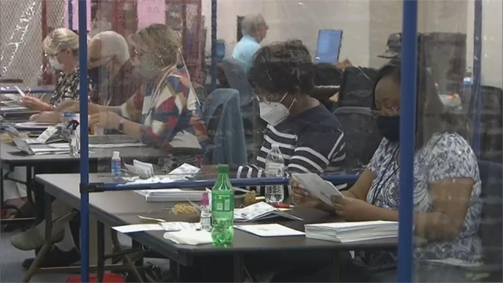 喬治亞州計票率達98% 川普僅領先2萬票