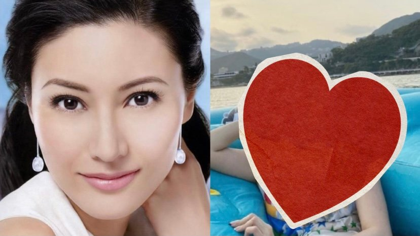 「最美港姐」李嘉欣海邊臥躺 戲水「濕身照」網讚:這樣51歲?
