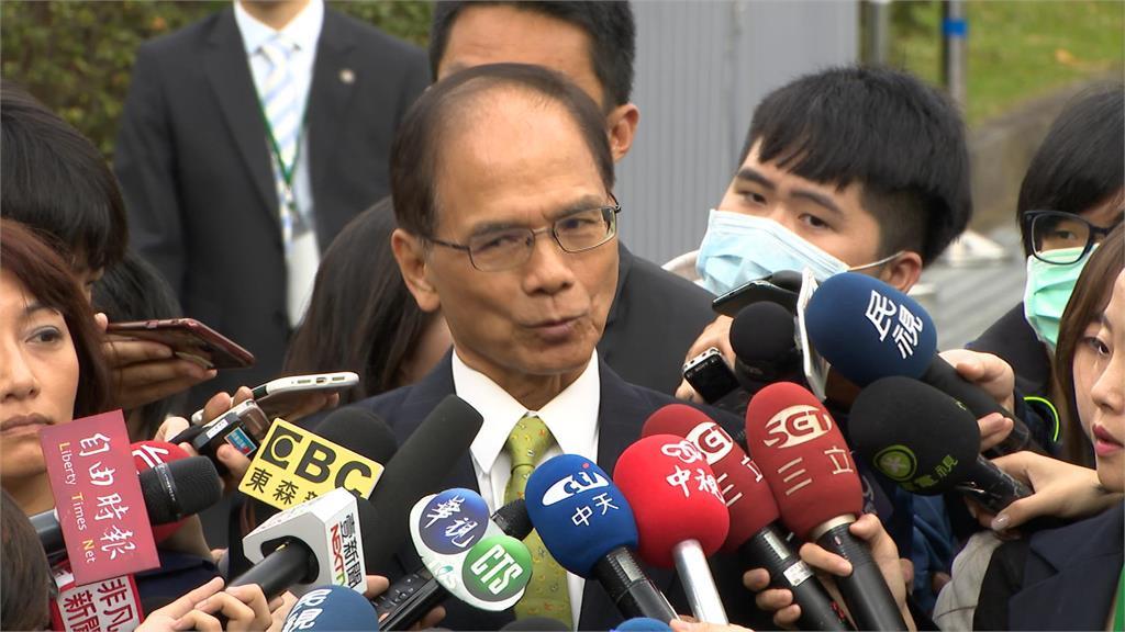 快新聞/林信義署名信曝光...提「和平封院」是馬英九 游錫堃:馬前總統你又說錯話