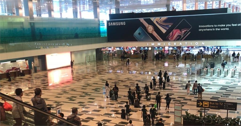 快新聞/新加坡宣布:台灣旅客入境免隔離 維持2級警戒至8/18