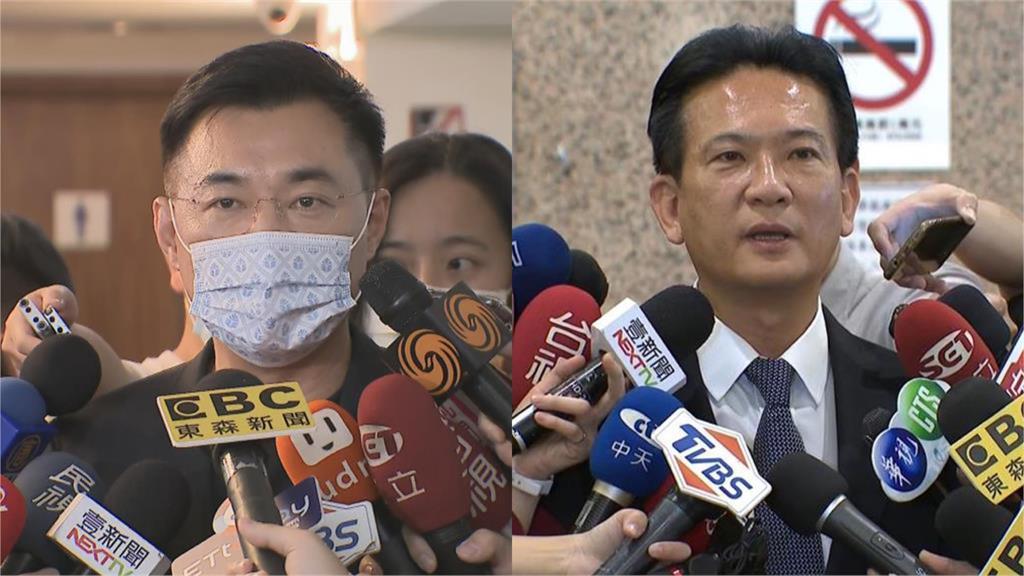 江啟臣怨外交部未安排美團會見 林俊憲嗆:去問盧秀燕!