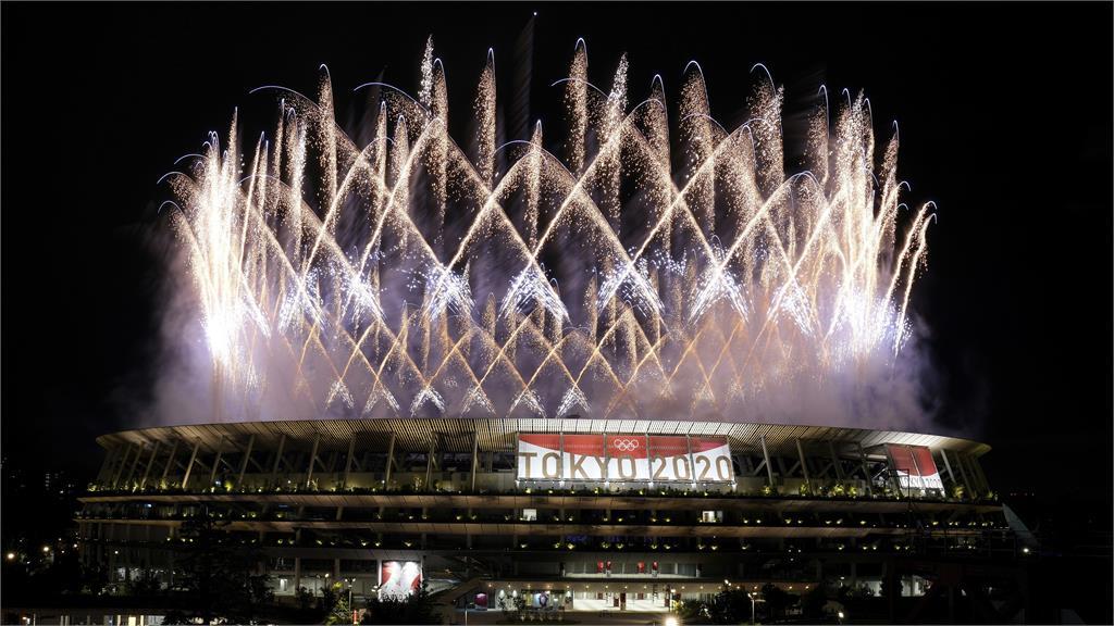 東奧/「靈魂歌姬」MISIA開幕式領唱日本國歌 694枚華麗煙火迎接選手!