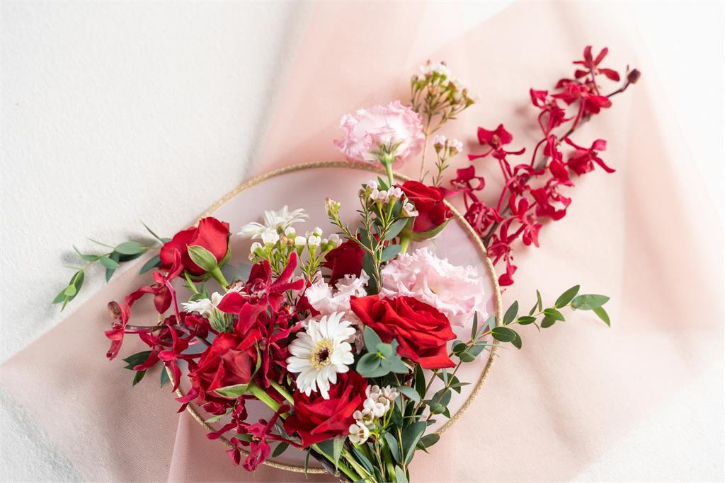 情人節超實用送花攻略,七夕教你怎麼耍浪漫!