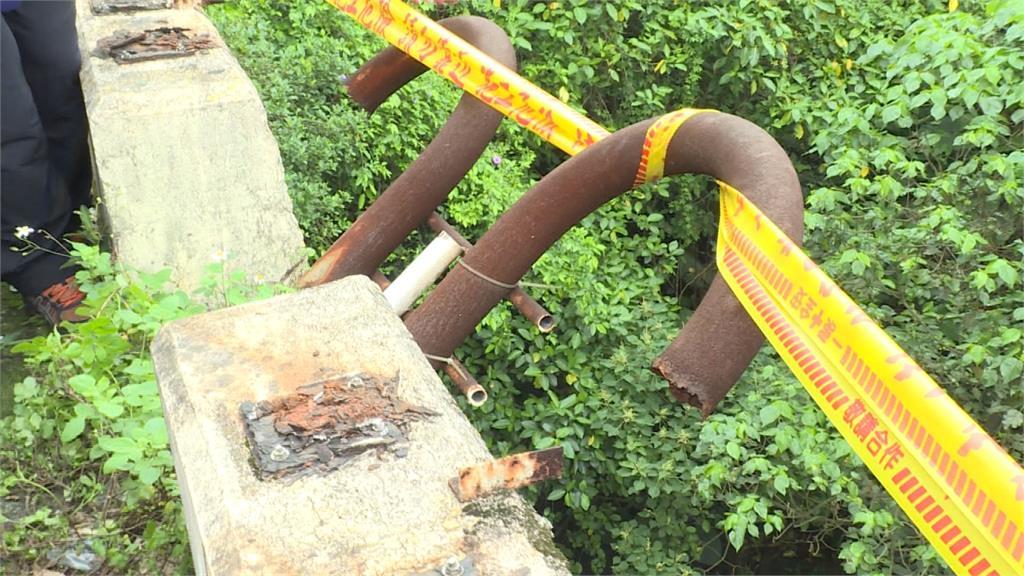 快新聞/工程師倚靠欄杆竟鏽斷墜橋身亡國賠2124萬元 基市府:尊重判決