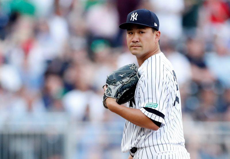 MLB/洋基拚主場6連勝 派出田中將大迎戰勇士
