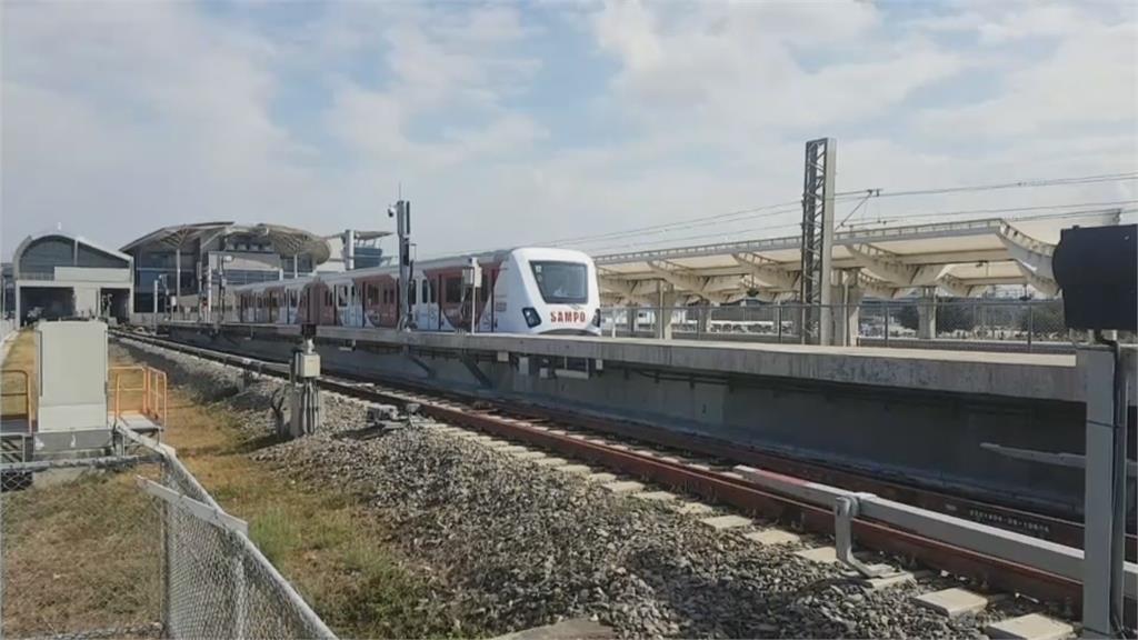 快新聞/台中捷運列車出現「故障狀況」 中捷公司:明天起暫停試營運