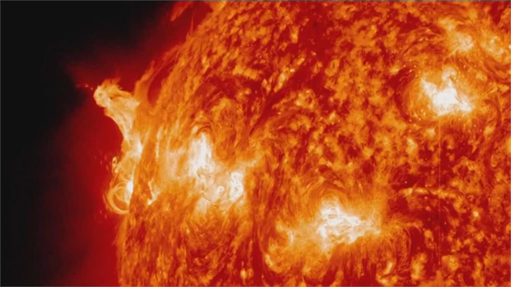 太陽活動邁入第25週期