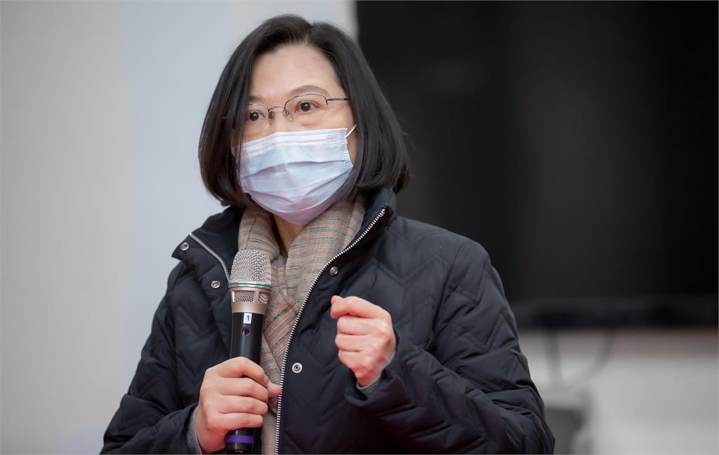 快新聞/民進黨創黨將滿35周年 蔡英文勉勵黨員:承擔執政責任、壯大台灣