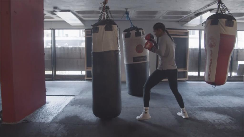 東非女拳擊手阿里走出自我 成立基金會鼓勵女性追夢