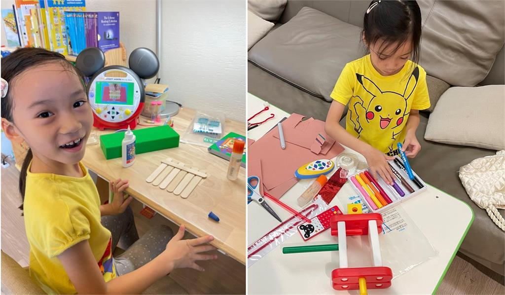 防疫學習更有趣 竹科家庭靠迪士尼玩出美語力