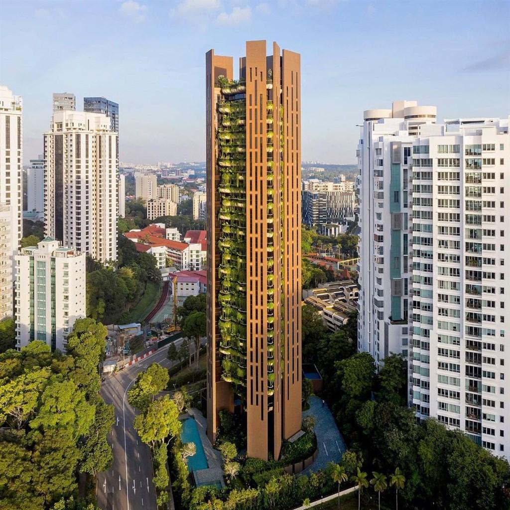 新加坡頂級豪宅售出了 星媒曝蔡衍明父子是買主