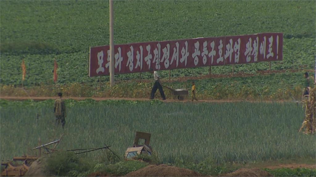 天災疫情等多頭交逼 北朝鮮面臨缺糧危機