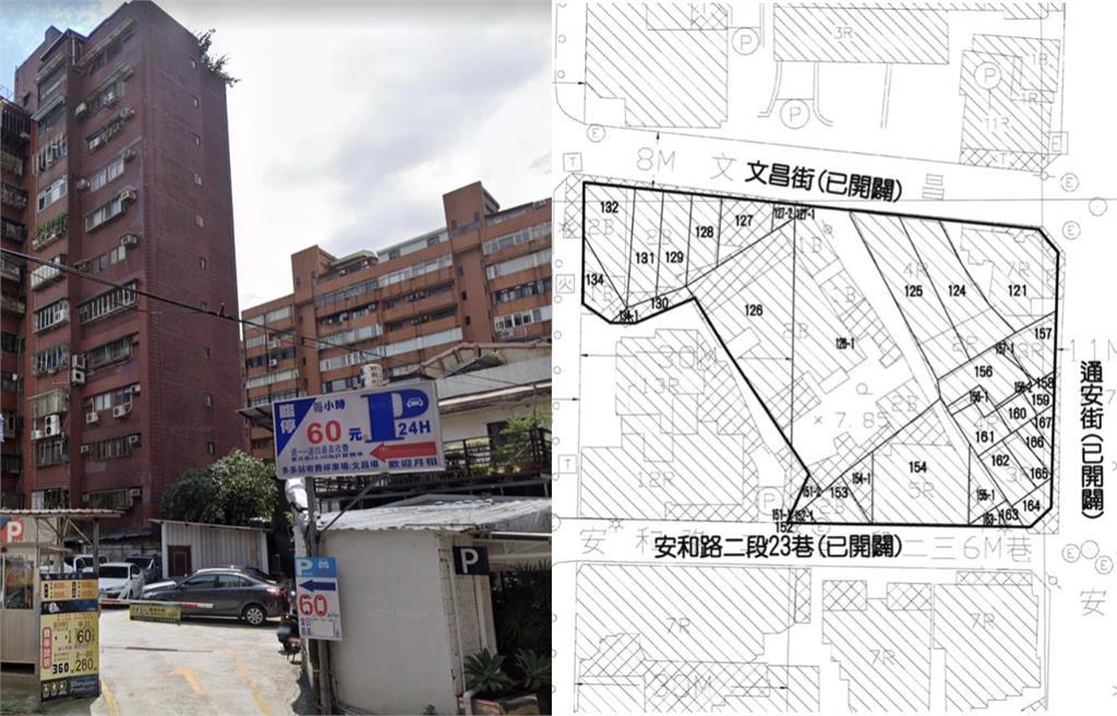 國防部賣地!通化街商圈標脫8億土地