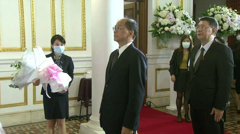 LIVE/李登輝與世長辭 台北賓館今開放民眾悼念