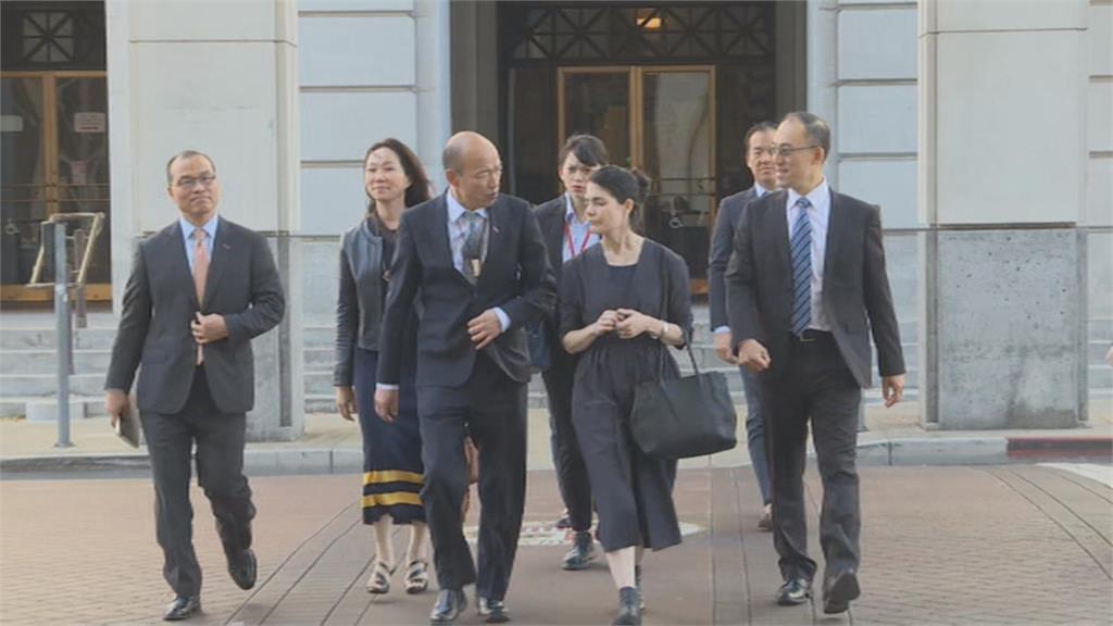 劍指總統大位?韓國瑜嗆三位總統搞殘台灣