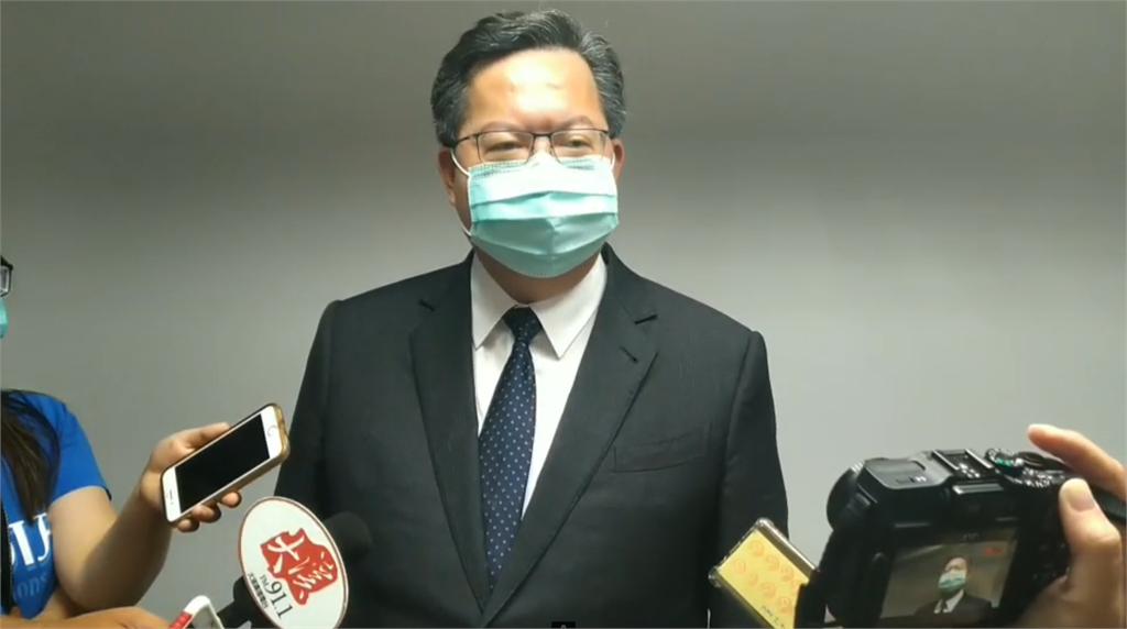 快新聞/鄭文燦:搭乘桃捷、進桃市洽公要強制戴口罩