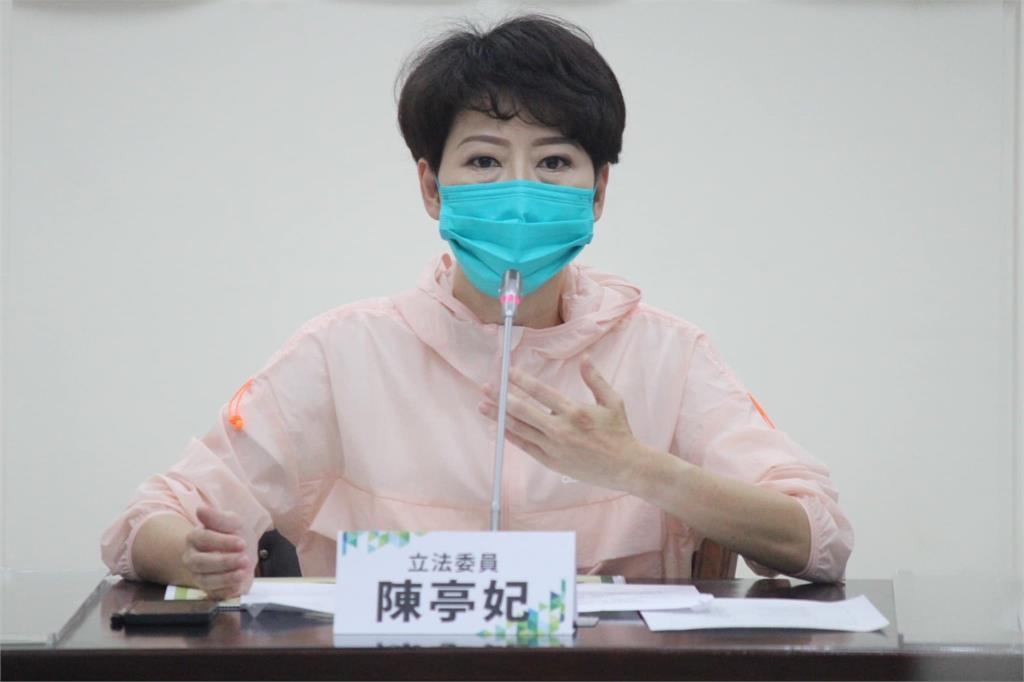 快新聞/王鴻薇指蔡政府舉債兩兆 陳亭妃痛批「通篇胡扯」:真正敗家的人是馬英九